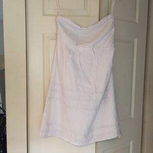 Old Navy strapless dress